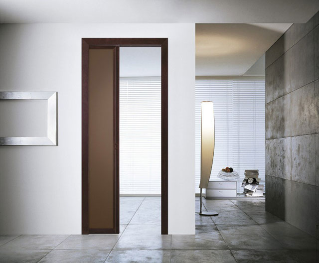 Interior Sliding Door Track System 640 x 528